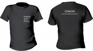 Maglietta Coach Sistema Difesa Femminile