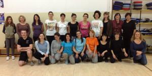 Seminario Novembre 2014 presso Polisportiva Doro Ferrara